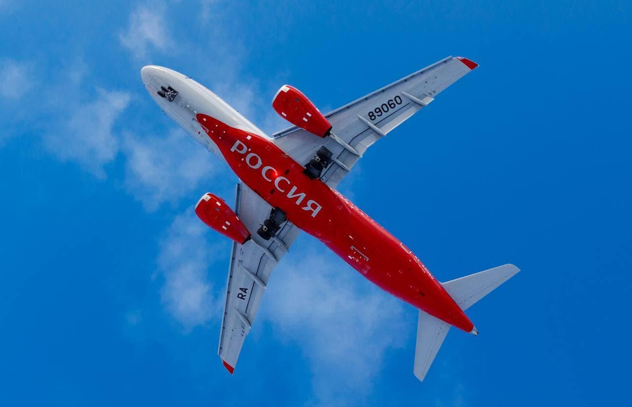 Авиакомпания «Россия» назовет Superjet 100 в честь города Бологое - новости Афанасий