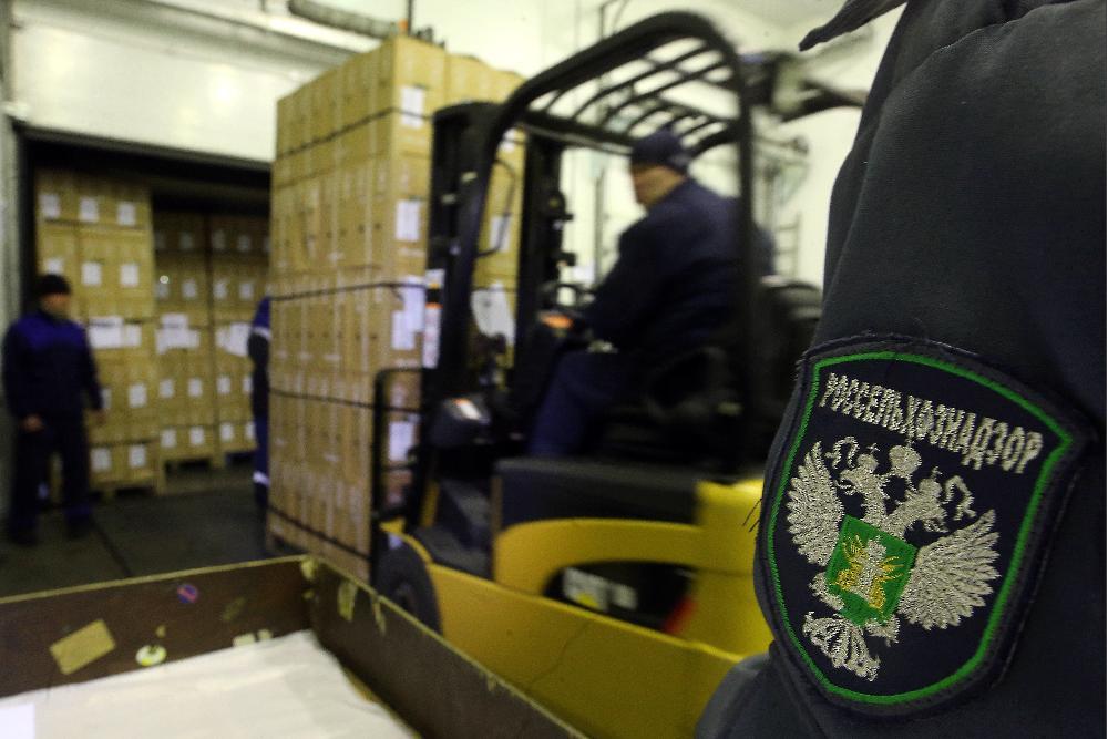 В Тверской обалсти за 2020 году досмотрены более 13 тыс партий продовольственных и технических грузов - новости Афанасий