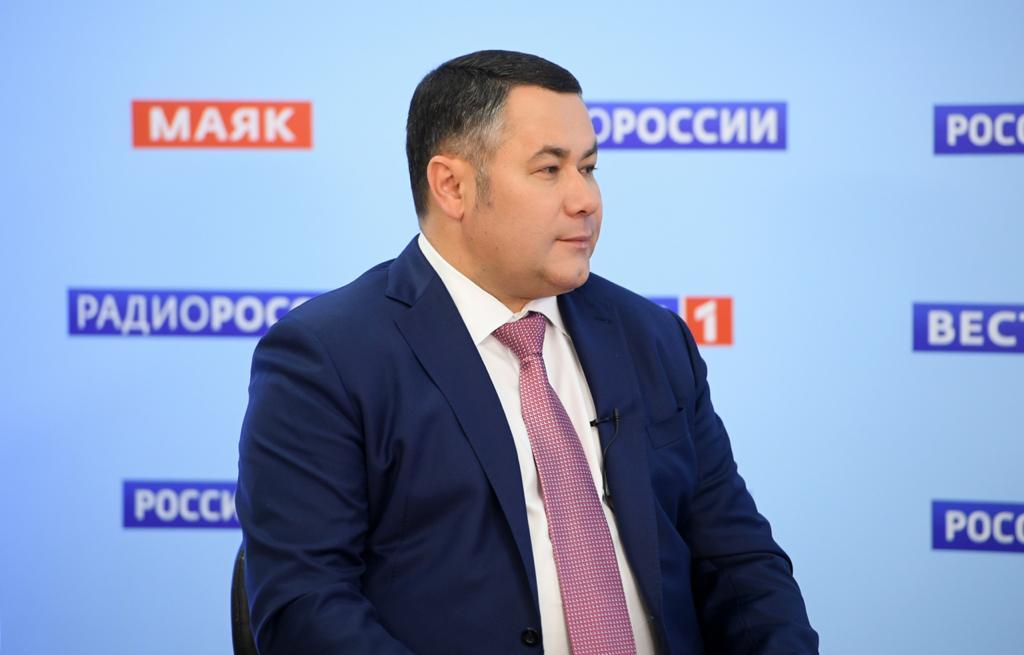 Игорь Руденя: реформирование службы скорой помощи в Тверской области завершится в 2021 году - новости Афанасий
