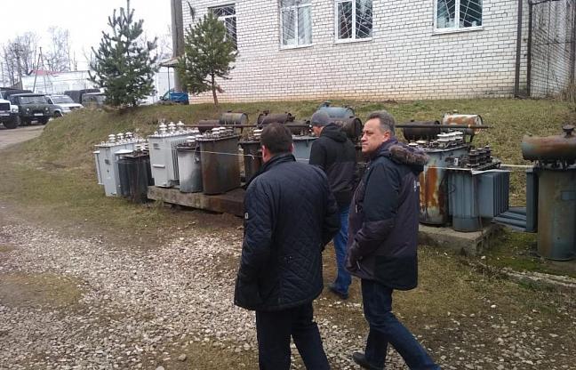 Главный инженер «Россети Центр» провел инспекционную проверку в Тверскую область - новости Афанасий