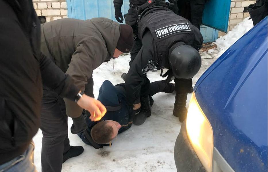 В Твери полиция и спецназ «Гром» задержали владельца нарколаборатории - новости Афанасий