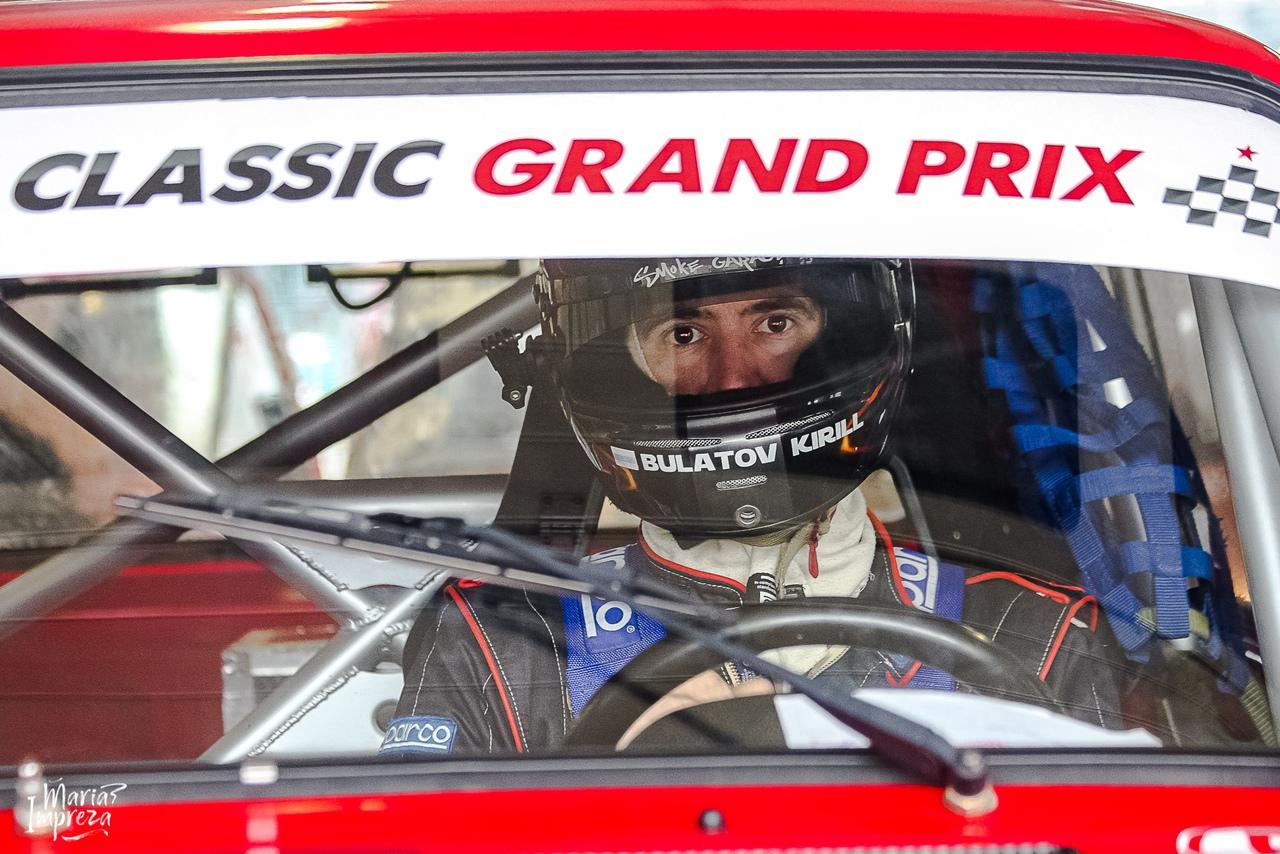 Спортсмен из Твери поднялся на подиум в гонке «классики» на Moscow Raceway - новости Афанасий