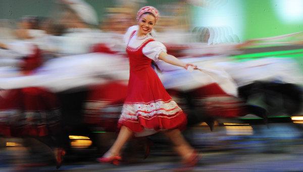 В Твери пройдет танцевальный конкурс имени Т.А.Устиновой