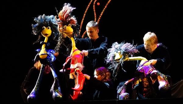 Премьерой спектакля «Снежная Королева» откроет новый сезон Тверской театр кукол