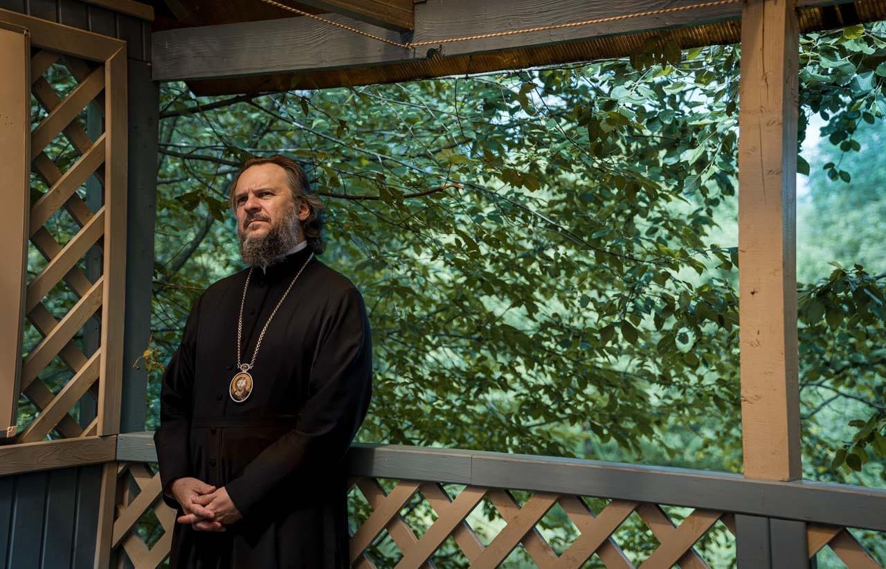 Митрополит Амвросий: С Богом нужно разговаривать, можно жаловаться и возмущаться