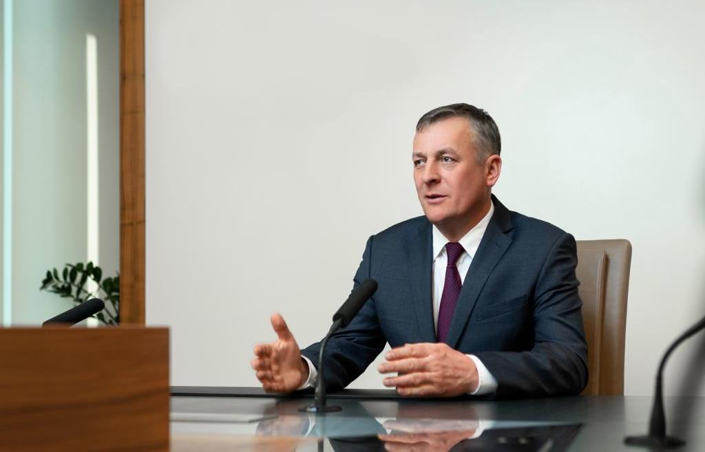 Интервью генерального директора «Газпром межрегионгаз» Сергея Густова - новости Афанасий