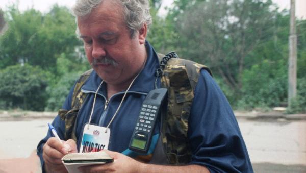 Александр Харченко стал победителем Всероссийского конкурса на лучшее журналистское произведение