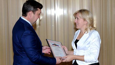 Восемь лучших педагогов Тверской области получили 1,6 млн рублей