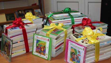Тверские книголюбы с ограниченными возможностями встретились в библиотеке им. Герцена