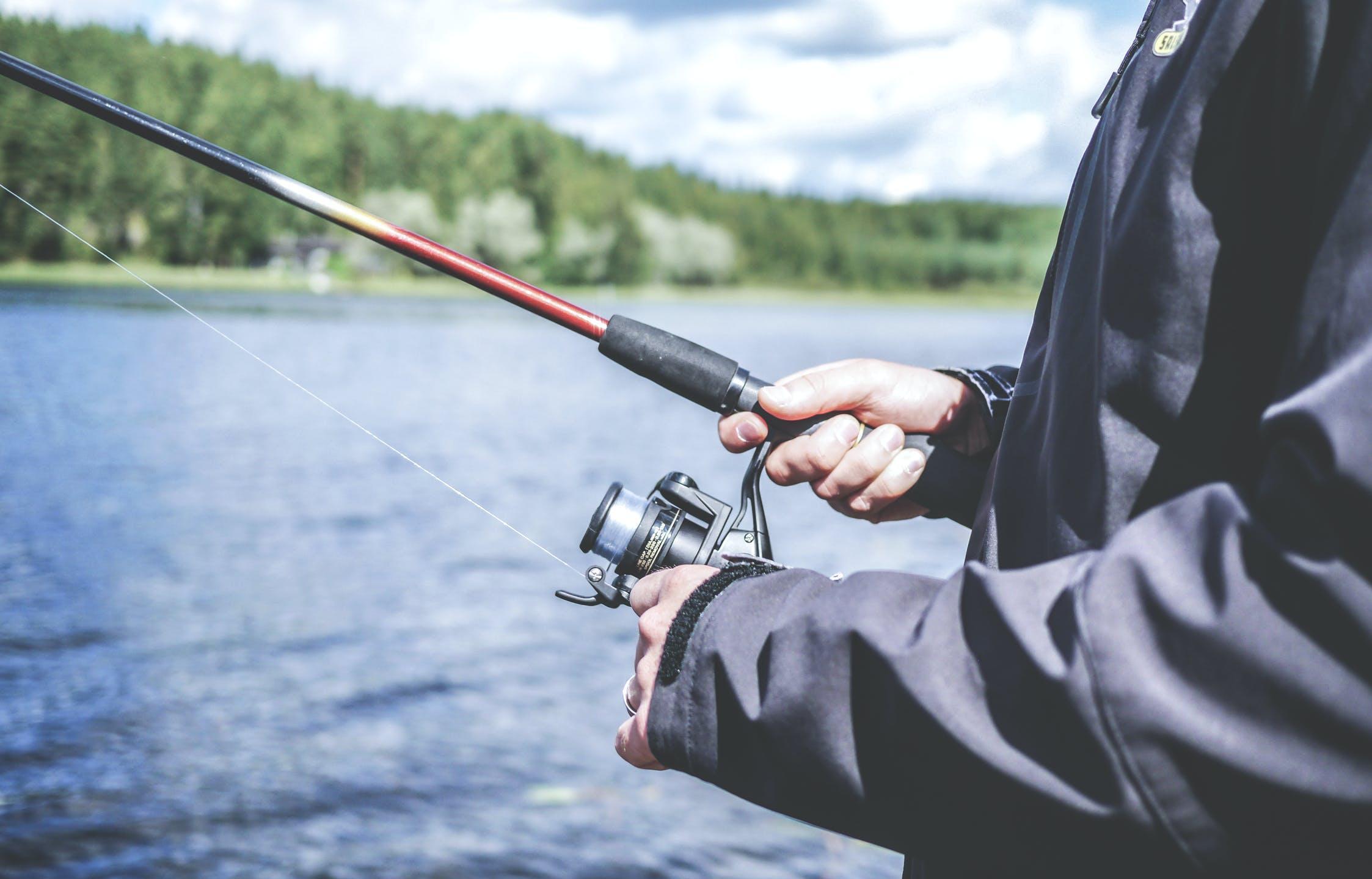 Тверскую область назвали в числе лучших мест для рыбалки - новости Афанасий