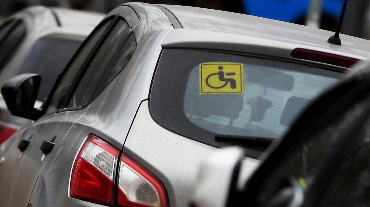 Как оформить бесплатную парковку для инвалида - новости Афанасий