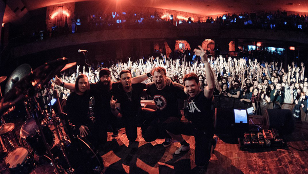 Большой концерт группы «Jack Action» пройдет в рамках «Атмосфера Тур 2017» в Твери