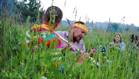 В Верхневолжье пройдет костюмированный музыкальный фестиваль «Ротонда»
