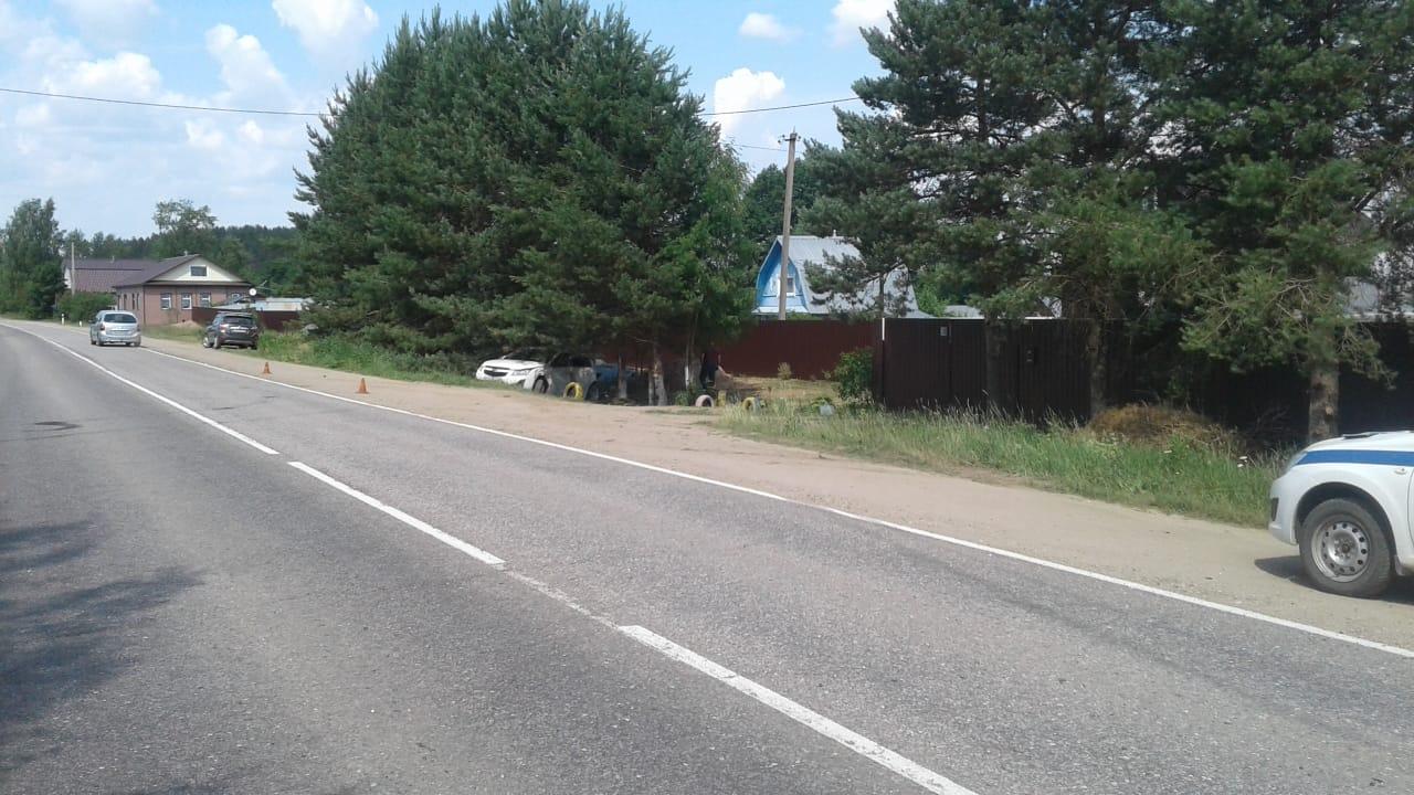 Женщина получила травмы в съехавшей с дороги легковушки в Тверской области - новости Афанасий