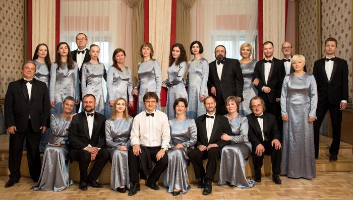 Губернаторский камерный хор «Русский партес» отметит 30-летие творческой деятельности премьерой «Соловьиное эхо»