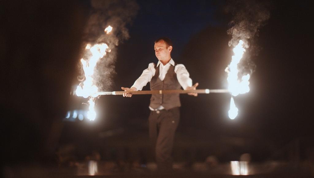 В Твери фаерщики откроют огненный сезон - новости Афанасий