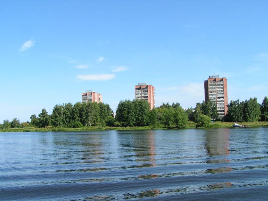 Более 2 км реки Донховка очистят в Тверской области - новости Афанасий