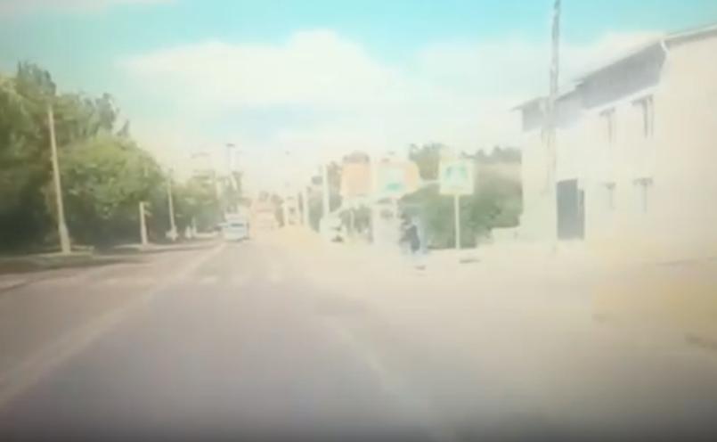 Наезд на ребенка на «зебре» в Твери снял видеорегистратор автомобиля - новости Афанасий