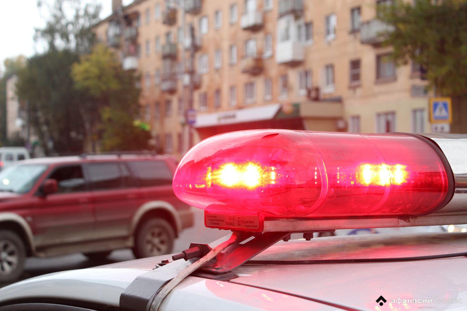 В Твери водитель «десятки» сбил велосипедиста и скрылся с места ДТП