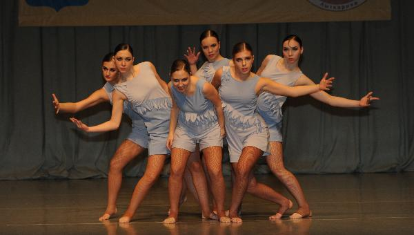 «Фантазия» и «Диамант» из ДК «Пролетарка» стали лауреатами межрегионального фестиваля современного танца