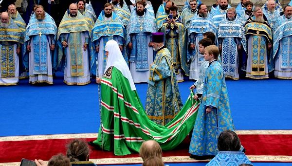 Патриарх Кирилл посетил с визитом Тверскую область