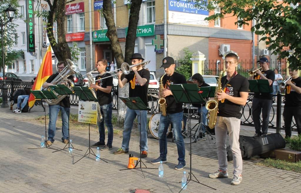 В Тверской области проходят мероприятия в честь принятия поправок в Конституцию РФ - новости Афанасий