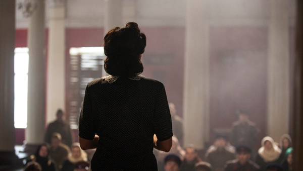 На основе фильма о Твери «Прощаться не будем» снят клип на песню Нины Шацкой