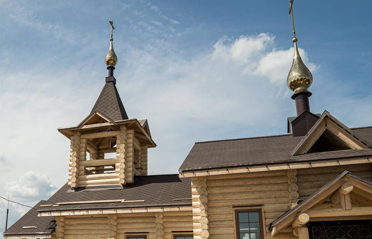 В Твери освятят построенный храм в Жёлтиковом монастыре - новости Афанасий