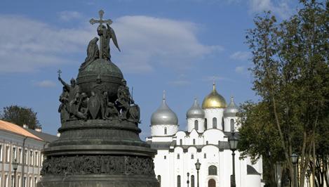 Тверь отправила видео-поздравление к 1150-летию российской государственности в Великий Новгород