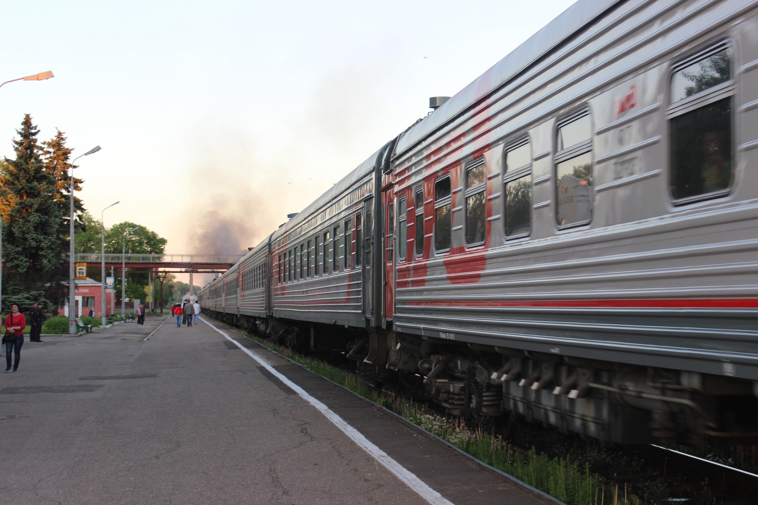 На вокзале в Тверской области задержали сбежавшего из-под карантина мужчину - новости Афанасий