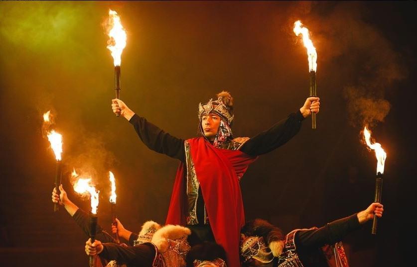 1 февраля цирк в Твери представил премьерный проект «Легенда цирка». Детям до 5 лет — бесплатно