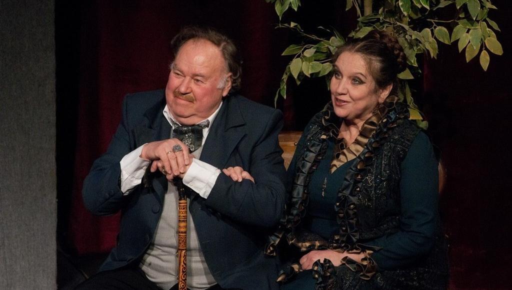 В Тверском театре драмы в память об Александре Чуйкове спектакль «Женитьба Белугина» сыграют в первоначальном составе