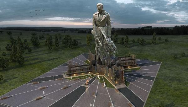 На мемориале Советскому солдату под Ржевом можно будет прочитать 62 тысячи имен