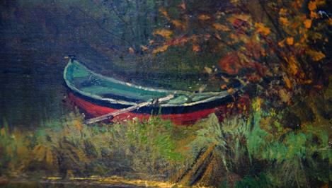 В Твери к юбилею великого живописца Ивана Шишкина открылась выставка его работ