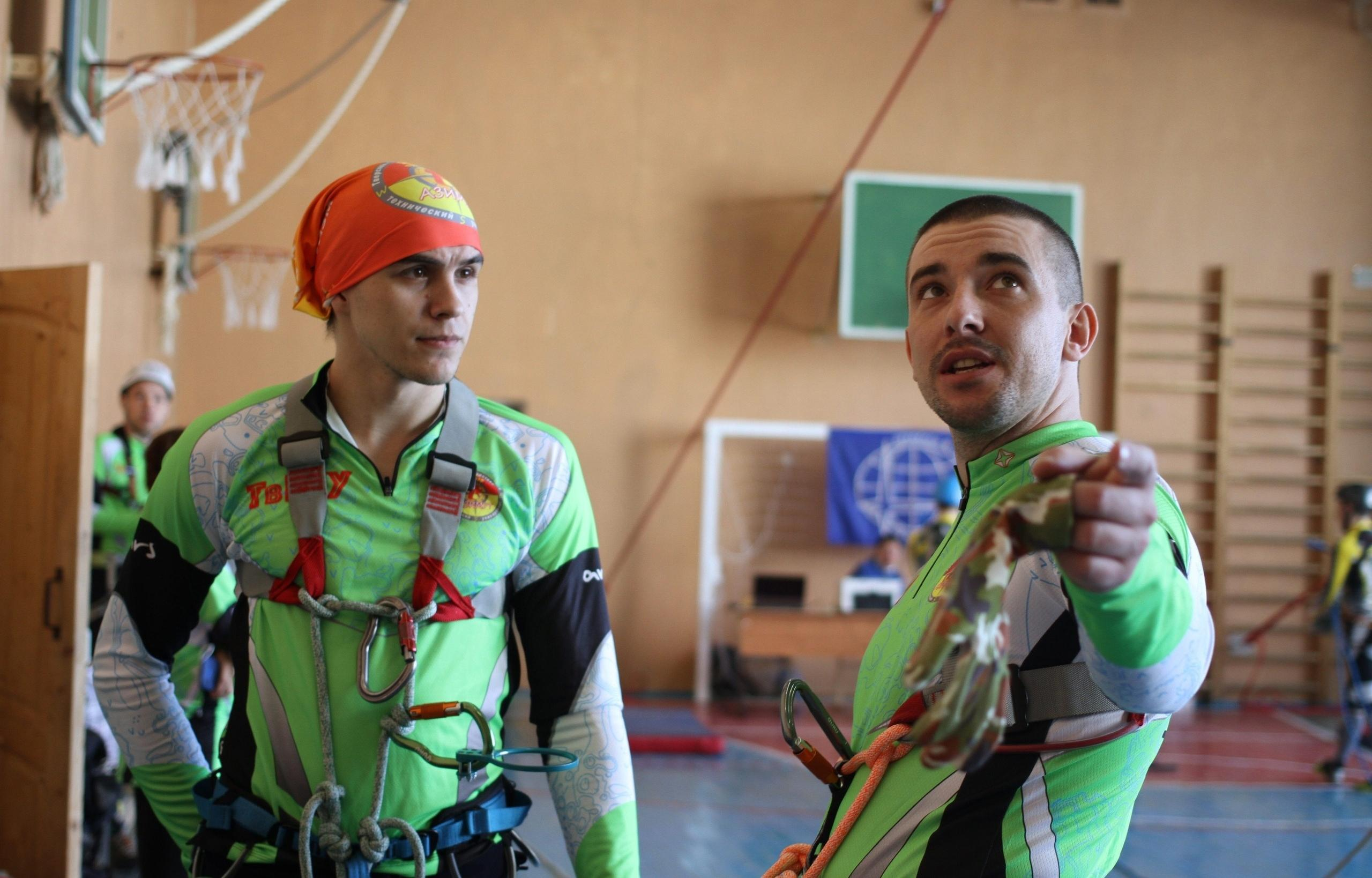 Спортсмены Политеха - призёры первого этапа Кубка области по спортивному туризму  - новости Афанасий