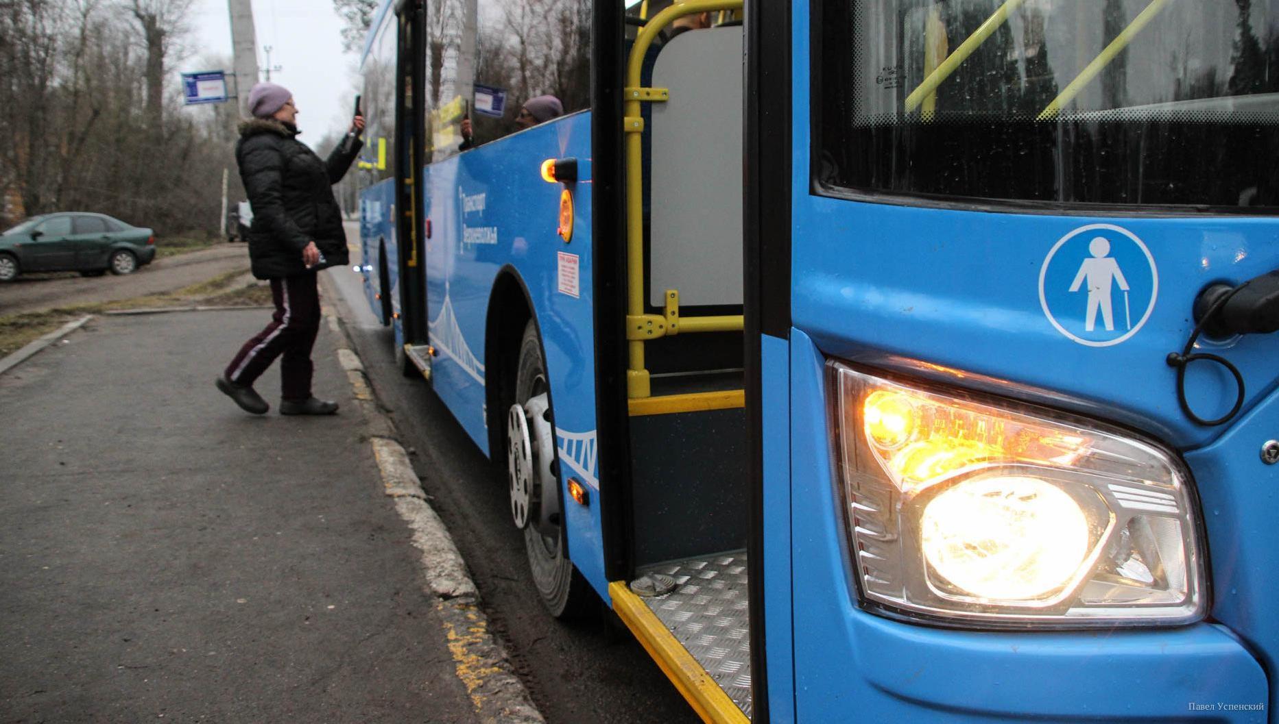 Автобусы «Транспорта Верхневолжья» должны появиться в четырех муниципалитетах Тверской области с 3 июля - новости Афанасий