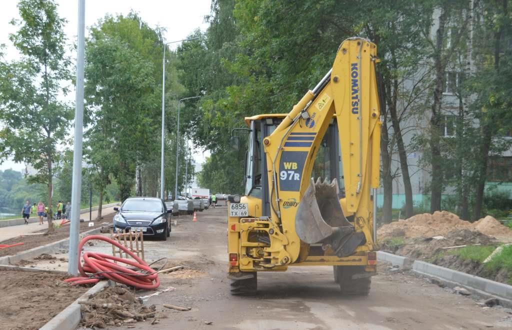 Администрация Твери: основные работы по благоустройству Мигаловской набережной выполнены - новости Афанасий