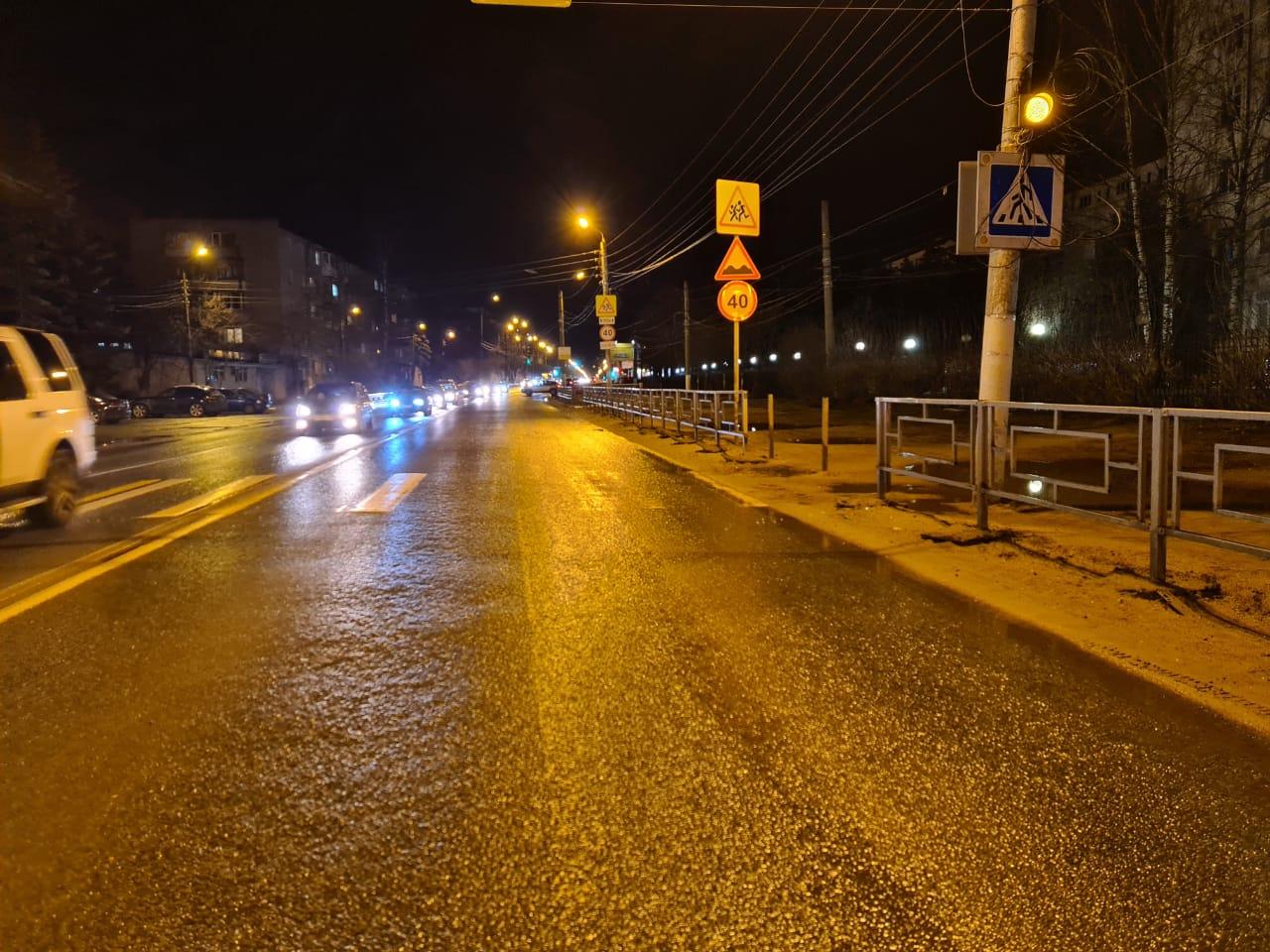 В Твери нашли и задержали водителя внедорожника, сбившего на проспекте Корыткова девочку - новости Афанасий