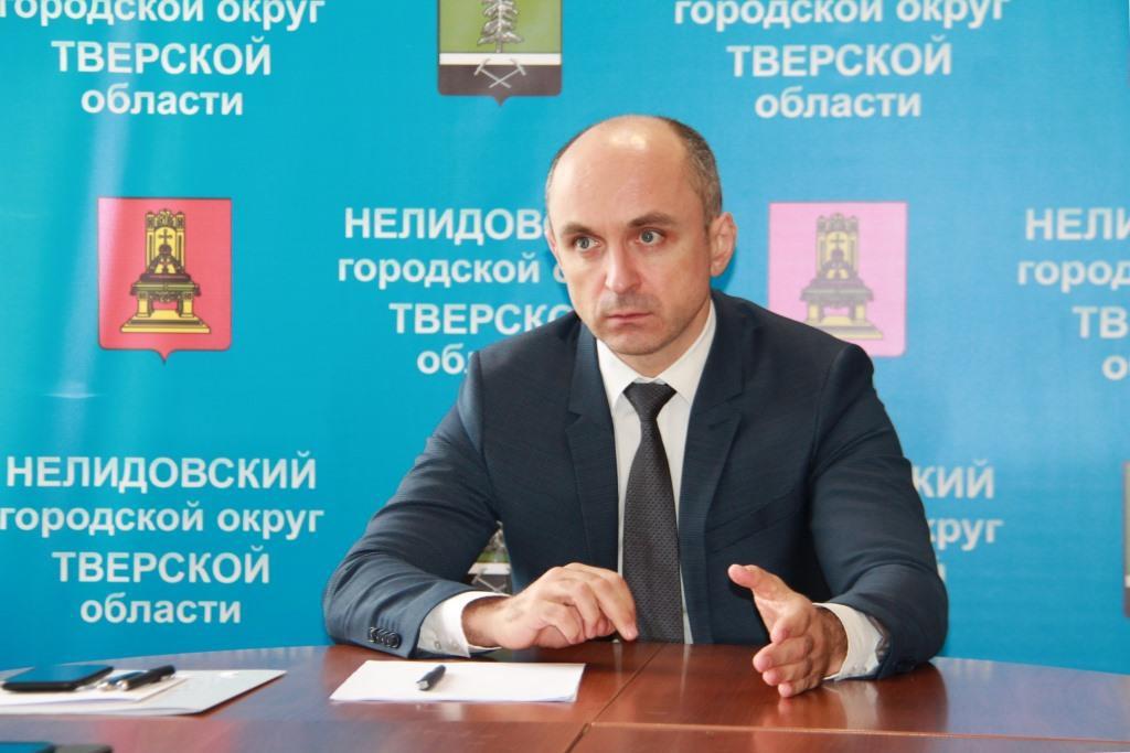 Глава Нелидовского городского округа подал заявление об отставке - новости Афанасий