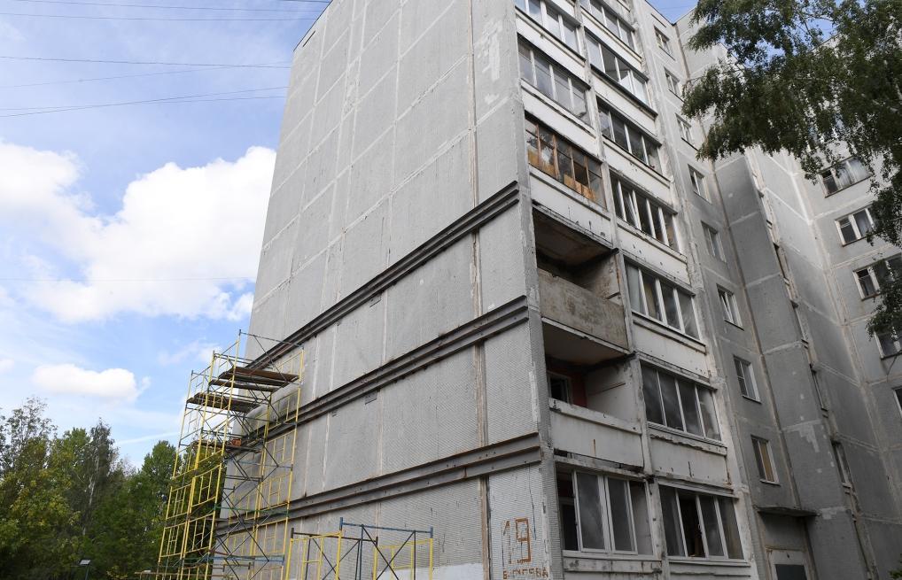 Игорь Руденя осмотрел дом в Твери, где зимой взорвался газ - новости Афанасий