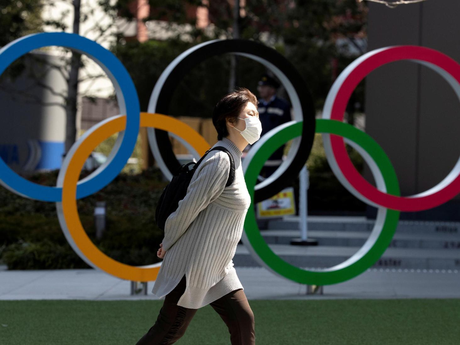 Олимпийские игры в Токио переносятся