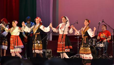 ВИА «Балканский проект» познакомит тверитян с традициями Македонии