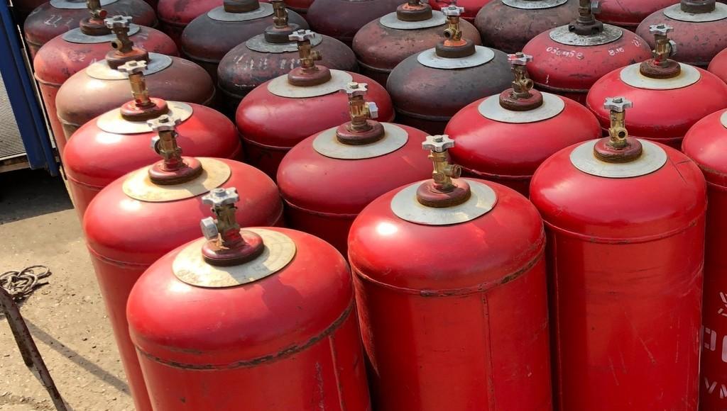 Жители Торопца остались без газа