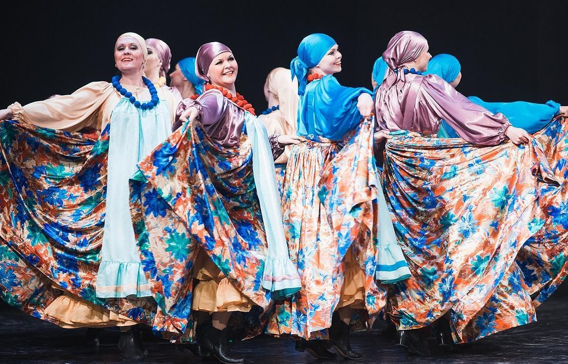 В ДК «Пролетарка» состоится отчетный концерт ансамбля «Тверичане» - новости Афанасий