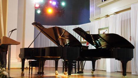 В новом концертном сезоне Тверская филармония отметит 80-летний юбилей