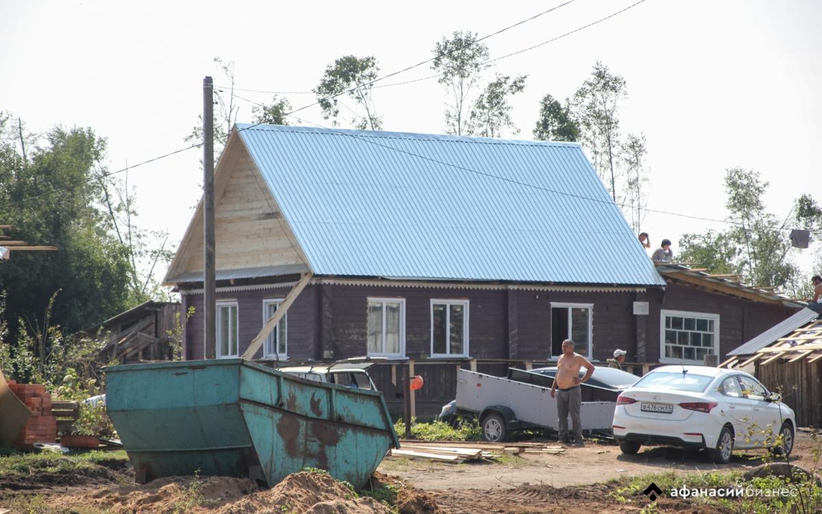 Две семьи из Андреаполя получили в собственность новые квартиры