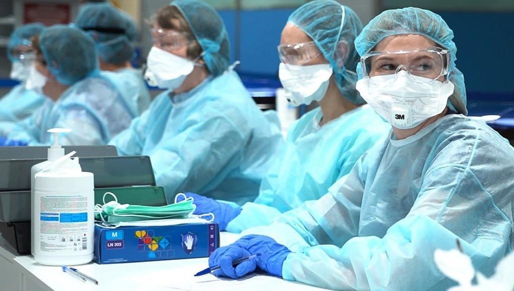 Еще 95 студентов-медиков будут бороться с коронавирусом в больницах Тверской области - новости Афанасий