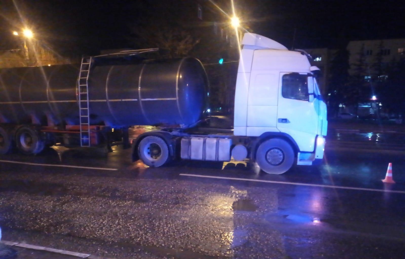 Сбитый в Твери грузовиком пешеход госпитализирован в тяжелом состоянии - новости Афанасий