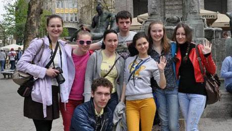 Члены тверской молодежной организации «Jugendwelle» приняли участие в обмене специалистами в Германии