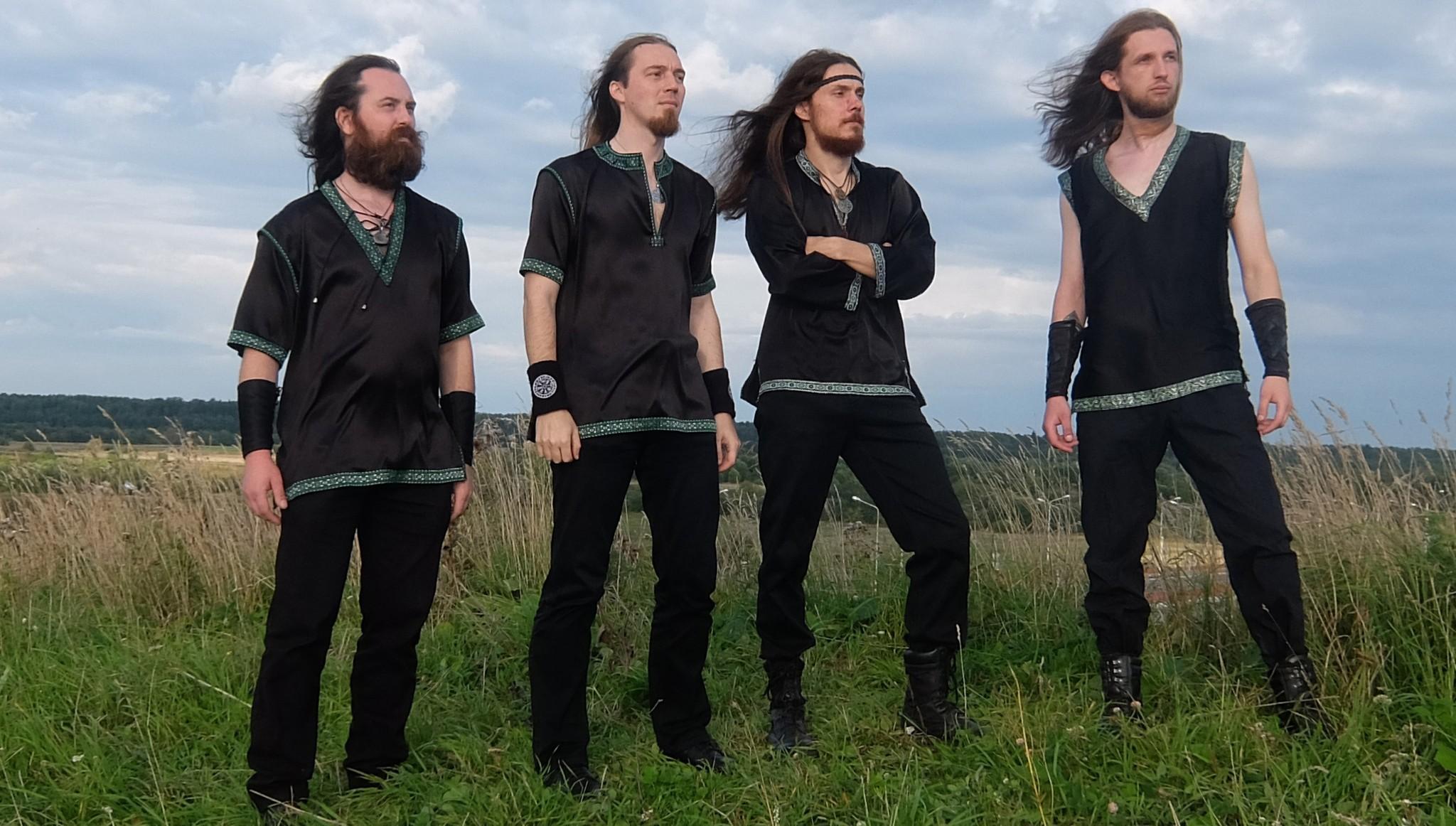 В Твери выступят варяг-металлисты из Питера - группа Vegvisir - новости Афанасий